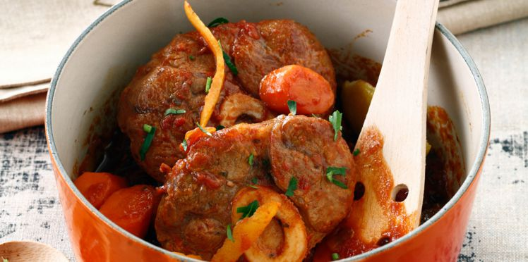 osso bucco agrumes