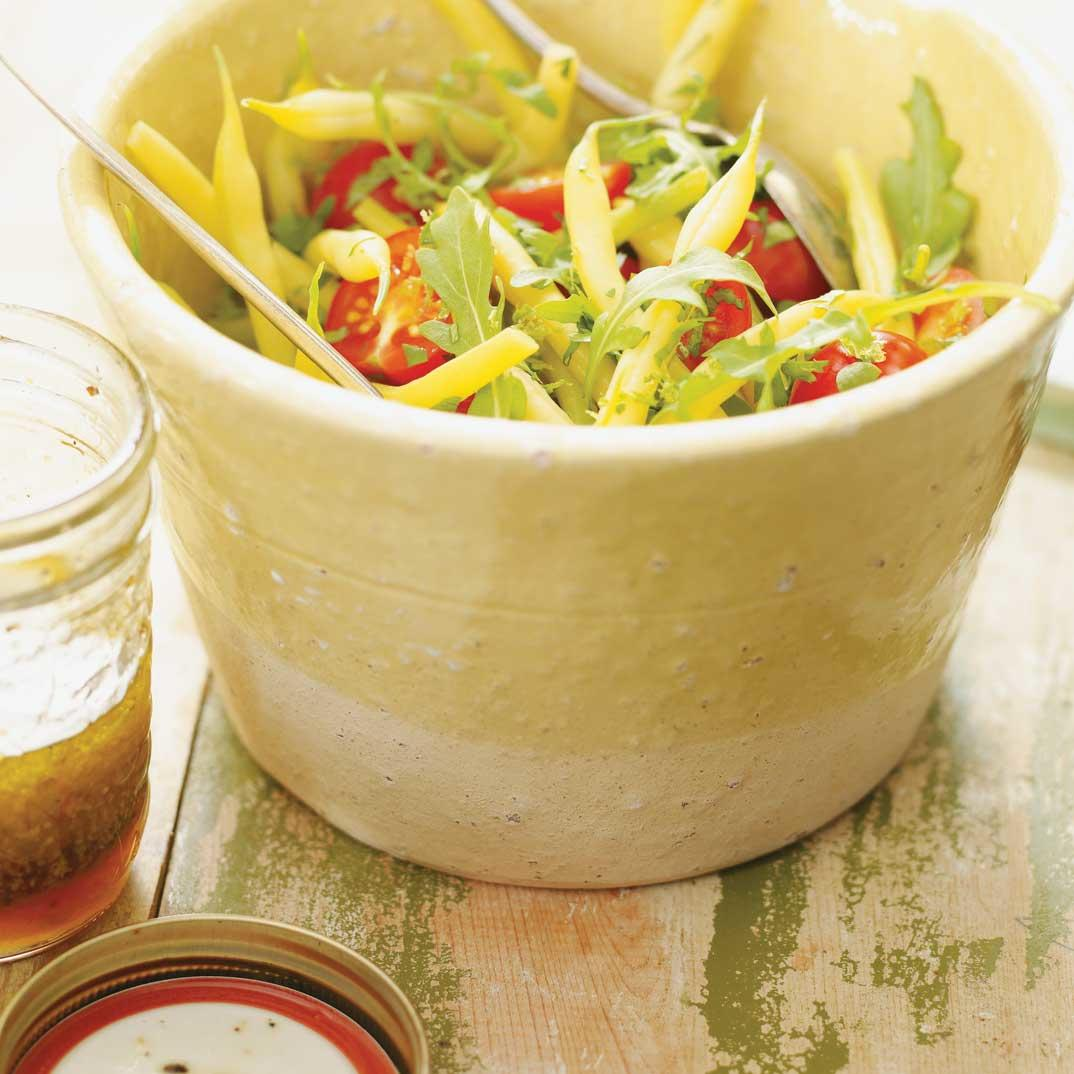 salade haricot beurre